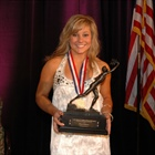 Shawn Johnson, 79th Annual AAU Sullivan Award Winner