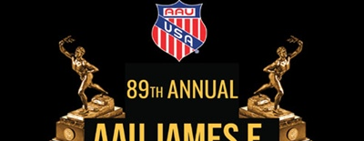 Thirty Amateur Athletes Selected as Semifinalists for the AAU James E. Sullivan Award